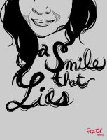 A Smile that Lies by RoMaCeKiD
