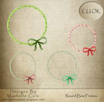 Round Bow Frames by shelldevil