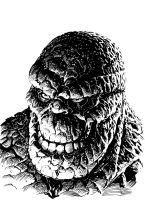 Thing- It's clobbering time by francesco-biagini