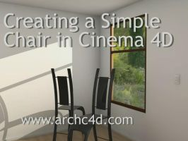 Creating a Chair in C4D by capsat