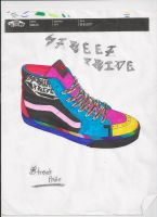 vans shoe contest shoe by saintjimmypalmer