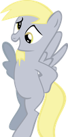 Derpy Hooves by Pegasus-Drake