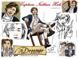 Nathan Hale Desktop, Original by Imalshen
