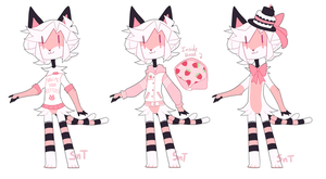Alternative Hensley Outfits by Sweet-n-treat