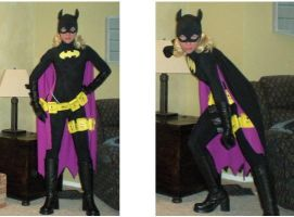 Batgirl: Work in Progress by Ravenspiritmage