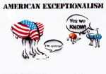 American Exceptionalism by Ali-Radicali