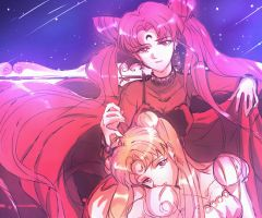 sailor moon by ne819
