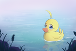 Little Duck by Vether