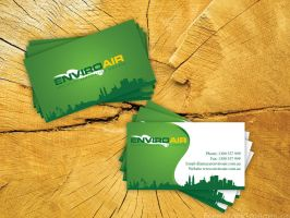 Enviroair v.card 2 by syedmaaz