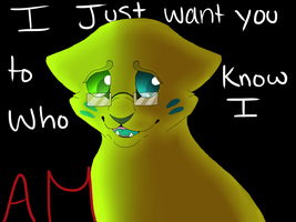 I just want you to know.. by Tinbutt