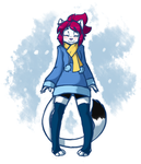 It's Still Sort Of Chilly by MewgletheWolf