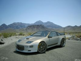 Nissan 300 zx tuned 5 by cipriany