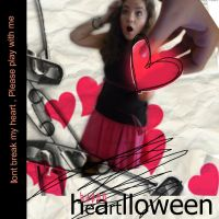 HeArtLLOWEEN ,Paperdoll by MadTinkerbell