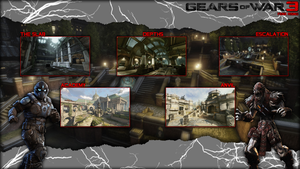 Gears of War 3 - Fenix Rising by DecadeofSmackdownV3