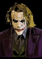 Why so serious? by Famo23