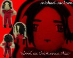 MJ - Blood on the Dance Floor by TashaAkaTachi