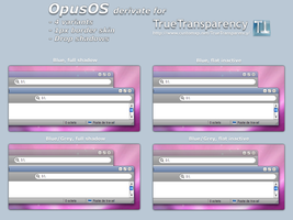 OpusOS derivate for TT 0.9x by bubka
