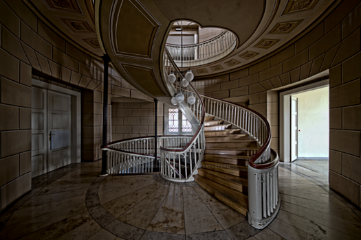 Lighthouse downstairs by mumel1