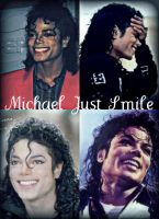 Michael's Smile by IloveMJ09