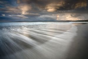 Incoming tide by TristanCampbell