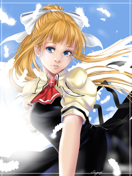 Air Misuzu by Snegovsky