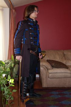 Steampunk Military Command 3 by Kairnth
