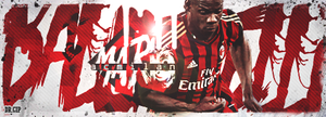Balotelli SECOND VERSION - 44MP by marcoprincipiDEVIANT
