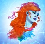 ariel's dream by pardoart
