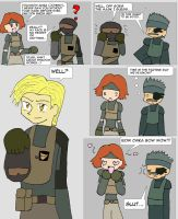 MGS4: Johnny Hotty? by Selecthumor