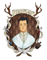 Thomas by norree