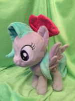 Flitter plush sold by Zombies8MyWaffle