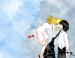 A Kiss To Send Us Off by generaltifa