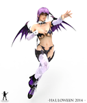 Ayane Halloween by Konos-P