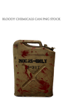 Bloody chemicals can png stock by KarahRobinson-Art