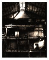 old factory of sugar by Giampictures