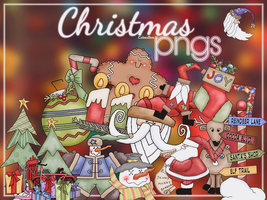 Christmas Pngs || C. by ColorsBox