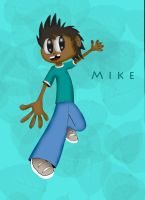 Mike by sagethemouse