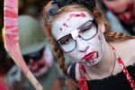 Zombie Walk - Warsaw 2010 - 7 by freemax