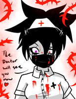 the doctor will see you now by Saya-Chan-7