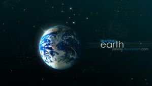 Mother Earth by Janeski