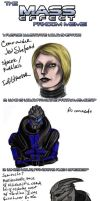 Mass Effect meme by CyberII