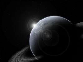 Distant Planet by Mauzelite