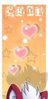 Bookmark: Chip by Extra-Fenix