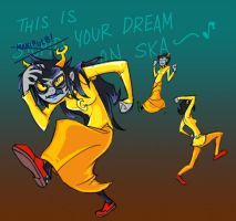dream ska by wafflebat