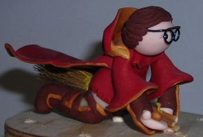 Harry Potter by Celtic-Dragonfly