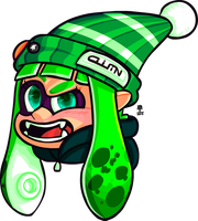 Inkling by Wazzaldorp