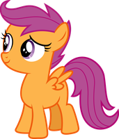 Scootaloo, Casual by Aethon056