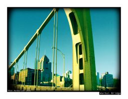 Warhol Bridge by yankeedog