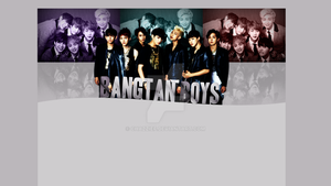 DESIGN: BANGTAN BOYS by chazzief