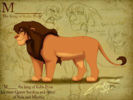 M??? King of Kube Pride by Emo-Hellion